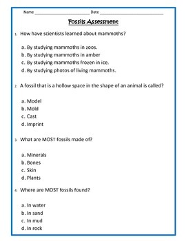 3rd grade science study guide
