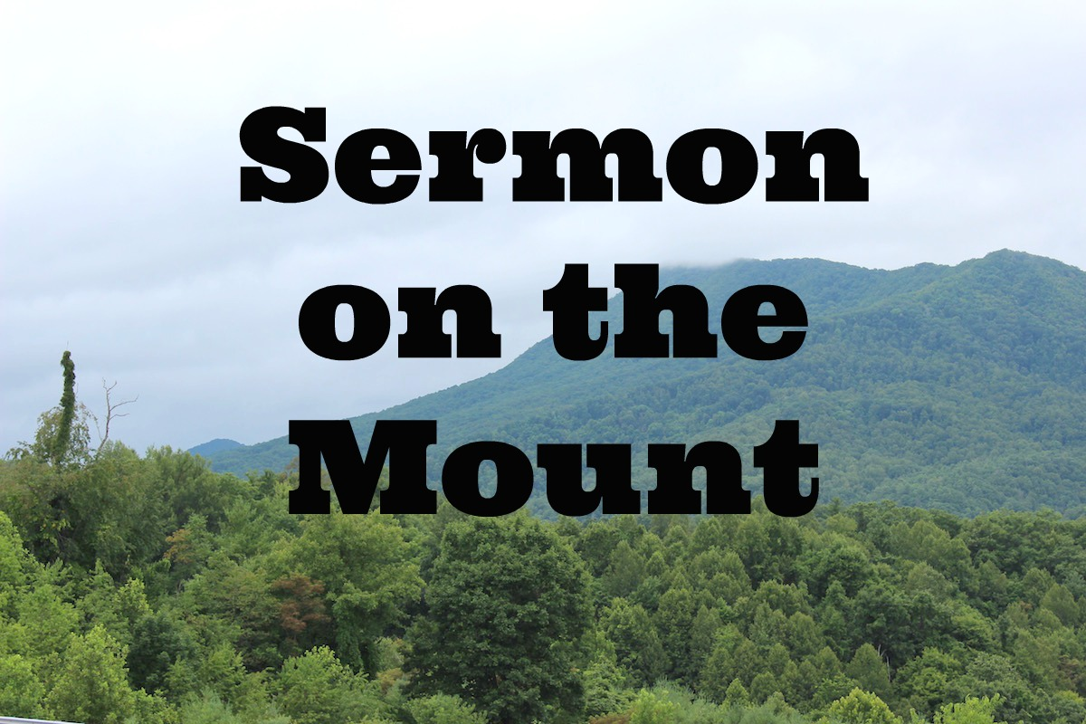 sermon on the mount bible study guide