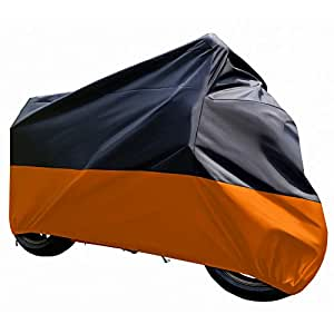 oxford motorcycle cover size guide