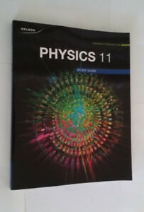 nelson physics 11 study guide