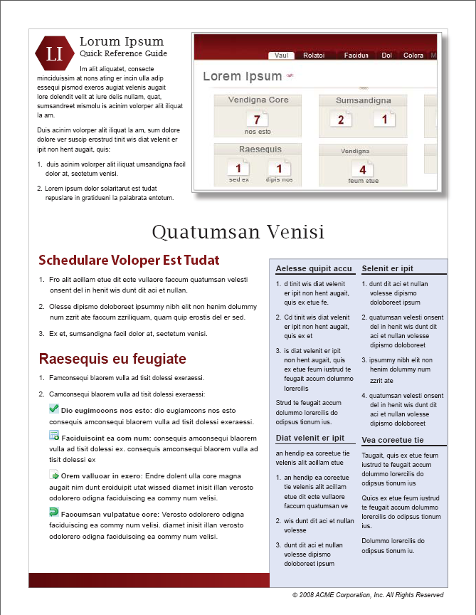 toshiba stratagy quick reference guide