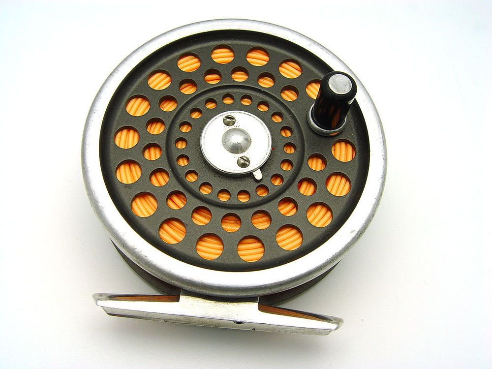 antique fly reels history value guide