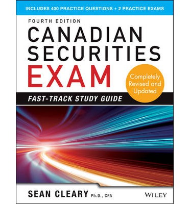 canadian investment funds course study guide