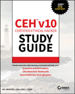 ceh certified ethical hacker study guide book