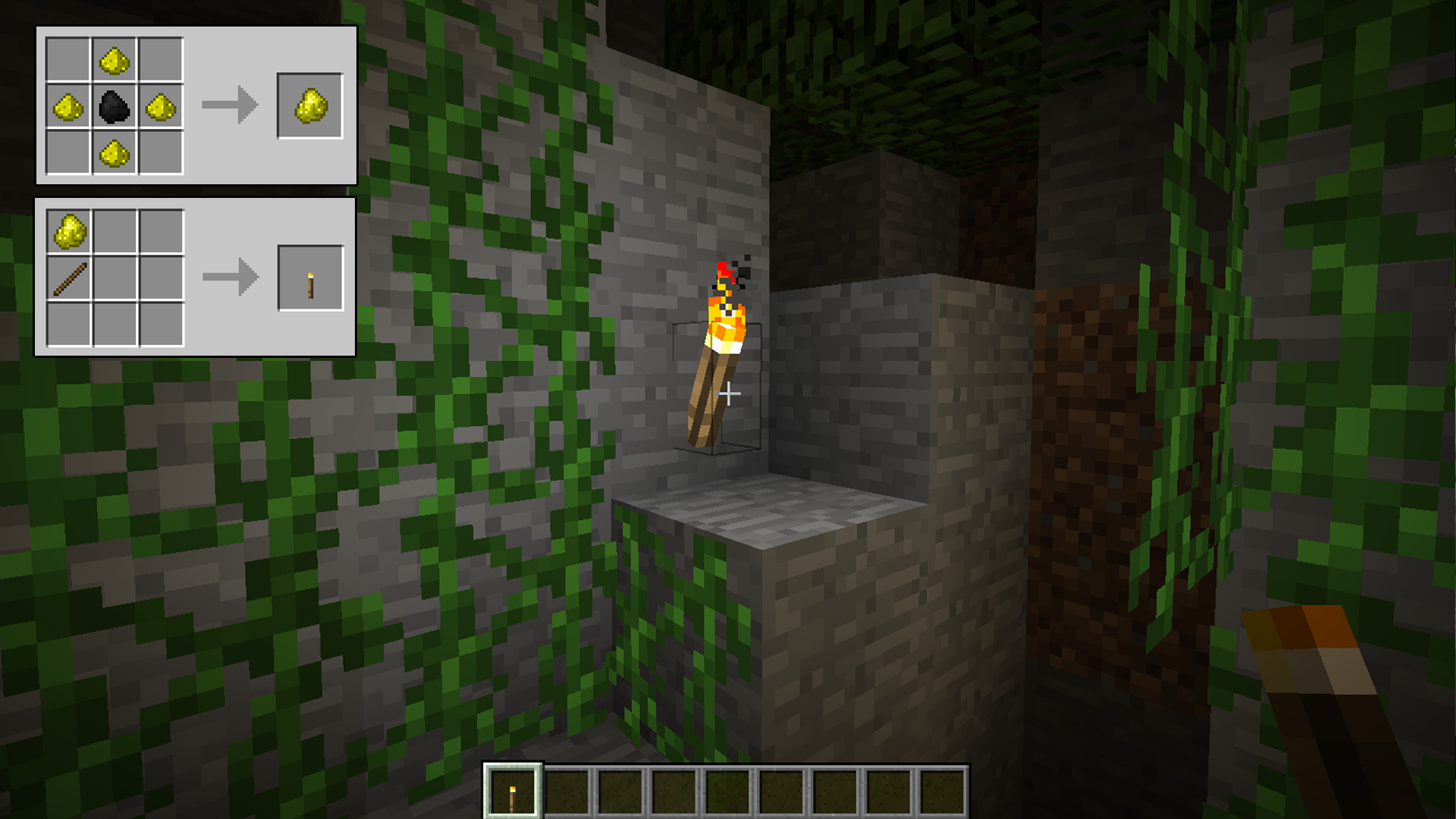 crafting guide minecraft 1.12