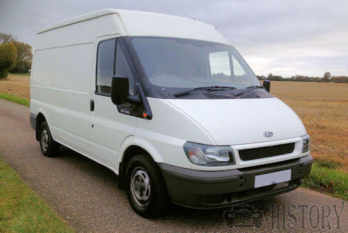 ford transit body builders guide