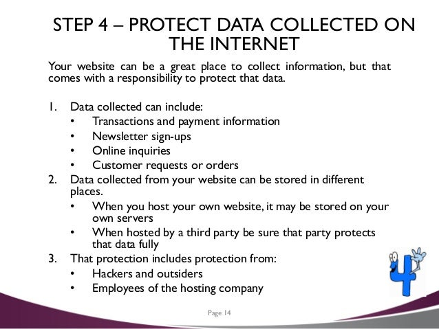guide to protecting the confidentiality of personally identifiable information