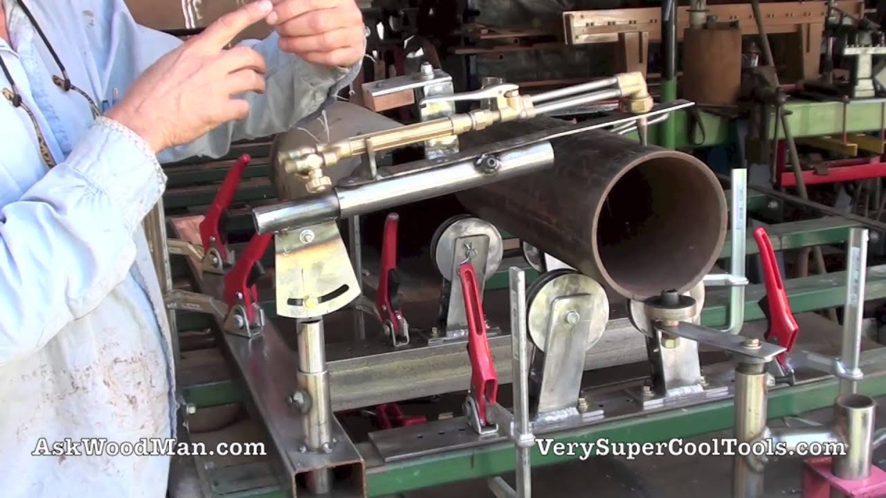 oxy acetylene cutting torch guide