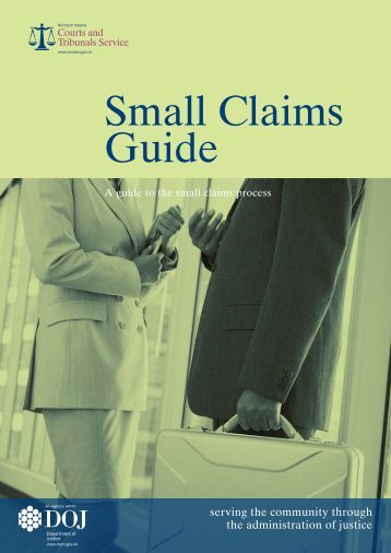 small claims court guide to serving documents